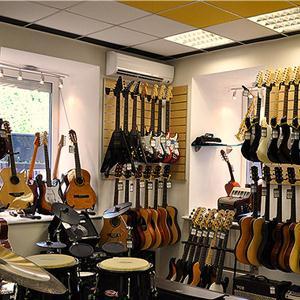 Музыкальные магазины Белебея